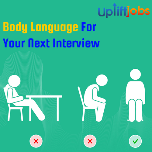 Body Language For Your Next Interview - Do's & Don'ts